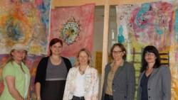 Besuch in Kaiserslautern - Opferschutz, Big Data und Schienenverkehr am 11.Juli 2014