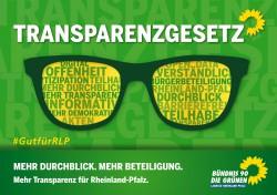 Transparenzgesetz