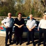 Besuch MdL Schellhammer PI Oppenheim