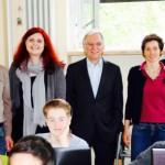Besuch beim Coding-Camp des Landesbeauftragten für den Datenschutz und die Informationsfreiheit, 15.05.2015