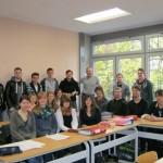 Pia am 8.11. im Elisabeth-Länggäser-Gymnasium Alzey