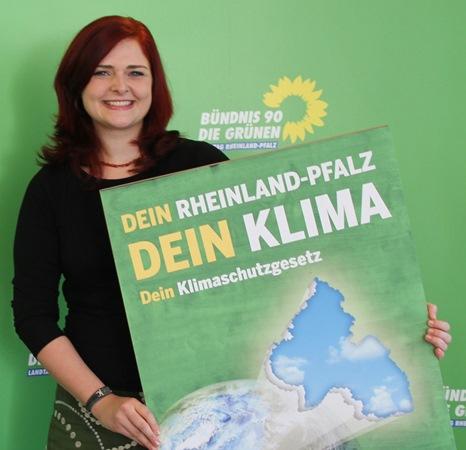 GRÜNE Fraktion bringt Klimaschutzgesetz in Landtag ein, 20.02.2014
