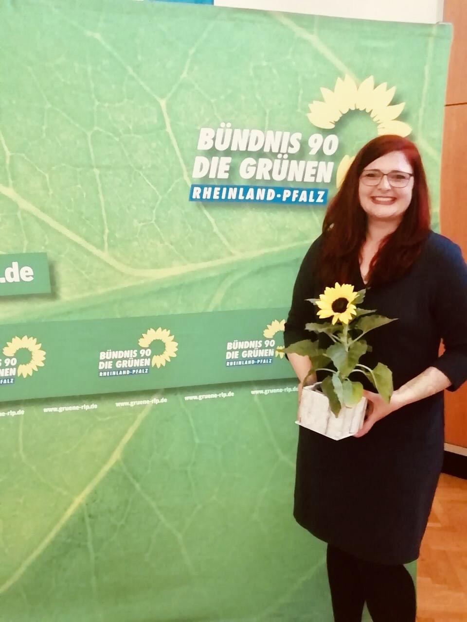 GRÜNE nominieren Schellhammer einstimmig für Wahlkreis Rhein-Selz/Wonnegau